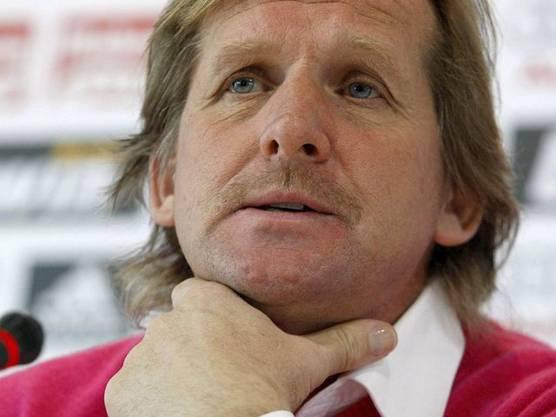 Fussballtrainer Bernd Schuster (Archiv)