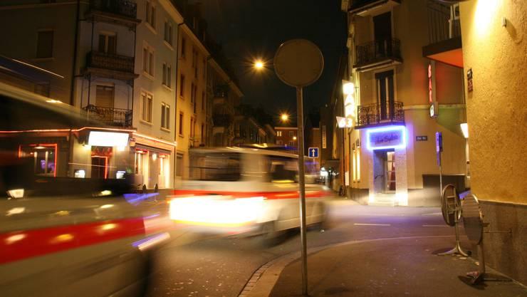 Die Stadtpolizei Zürich bekommt in der Umfrage gute Noten von der Bevölkerung (Symbolbild).