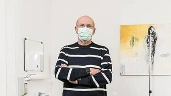Dieter Kissling: «Der Kanton müsste viel mehr Testmöglichkeiten bereitstellen.»