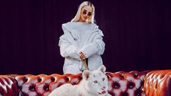 Rapperin und Influencerin Loredana (24) ist der Inbegriff des Secondo-Traums von Erfolg und Geld. Instagram