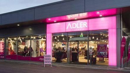 Eine von über 170 durch die Insolvenz betroffenen Filialen: Der Adler Modemarkt in Wilen bei Wil soll dennoch offenbleiben.