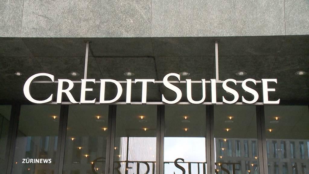 Krise bei der Credit Suisse: Chef der Investment-Bank und Risiko-Chefin müssen gehen