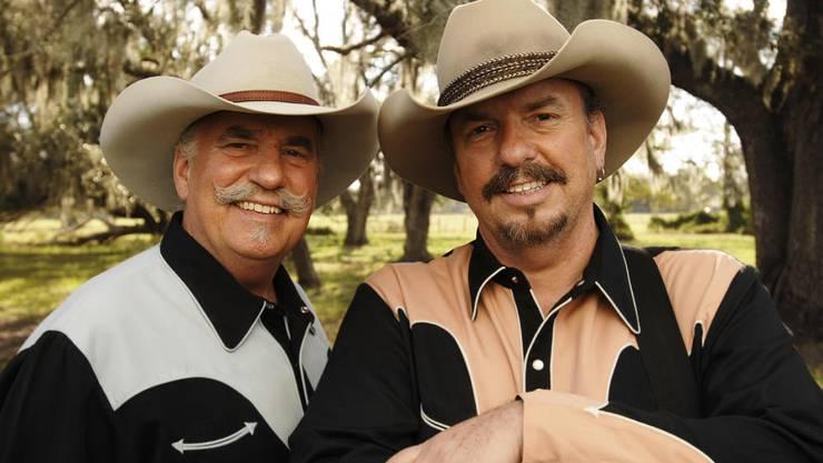 Howard und David Bellamy