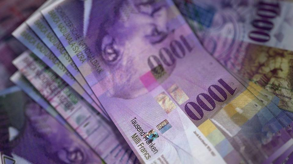 CH: 300 Reichsten gehören 675 Milliarden Franken