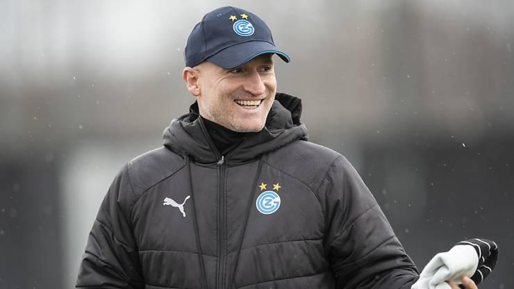 Trainer Goran Djuricin muss nach zwei Punktspielen die Grasshoppers bereits wieder verlassen.
