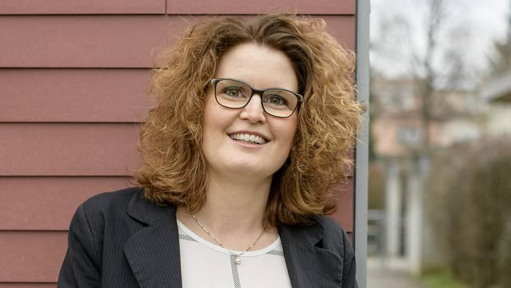 Brigitte Müller-Kaderli gibt den Tarif durch.