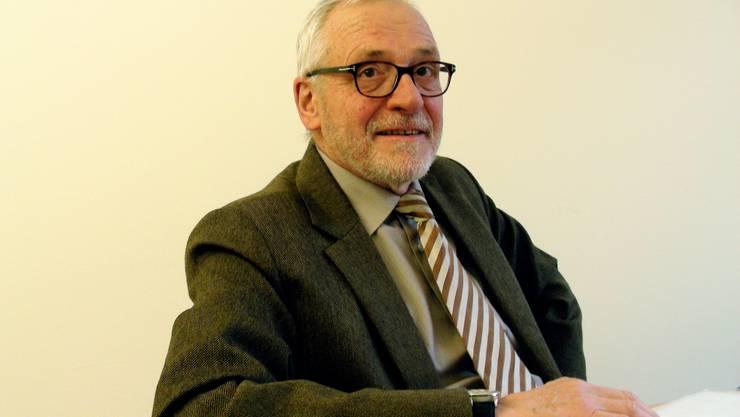 Der ehemalige Zürcher Stadtpräsident Elmar Ledergerber