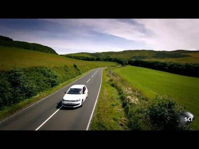 Wo Auto- und Velofahrer das Gefühl haben, aufwärts zu rollen: mysteriöse Strasse in Ayrshire, Schottland