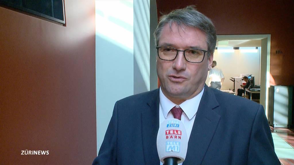 Levrat gibt Rücktritt als SP-Präsident bekannt