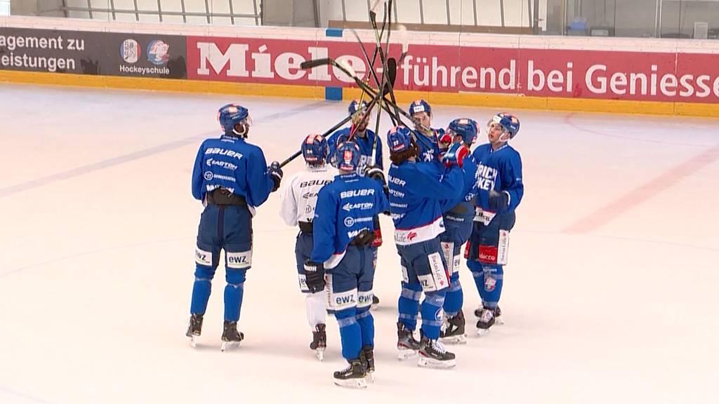 Fertig Eishockey: Die Saison wird abgebrochen