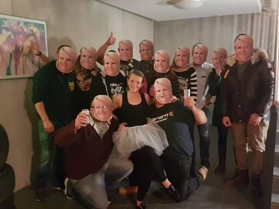 Fanclub Doris - Speuzer Soubandi