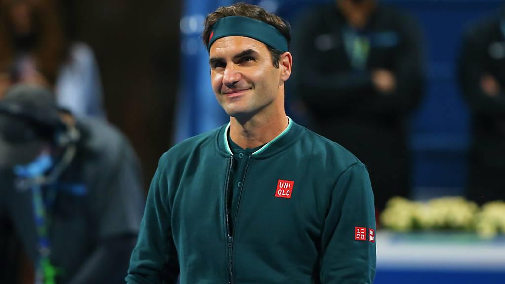 Roger Federer kehrte mit einem hart erkämpften Sieg zurück auf die ATP Tour