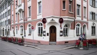 Auch ein Neubeginn: «Roter Bären» im Rotlichtviertel.
