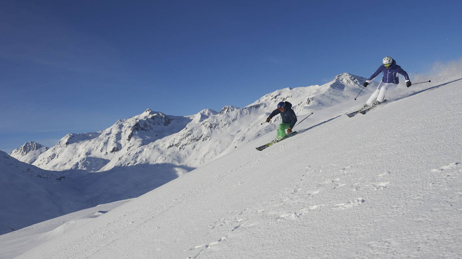 Neues Skigebiet Andermatt-Sedrun ist auf Kurs
