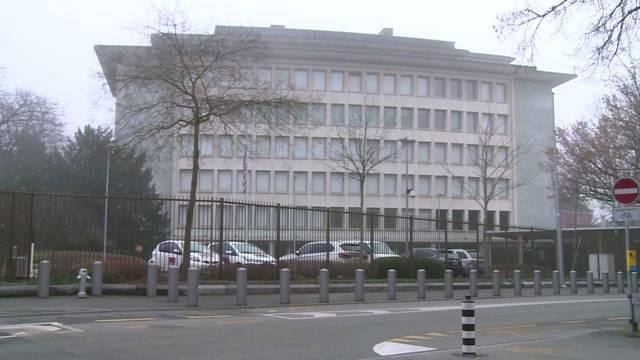 US-Botschaft warnt vor Terror in der Schweiz