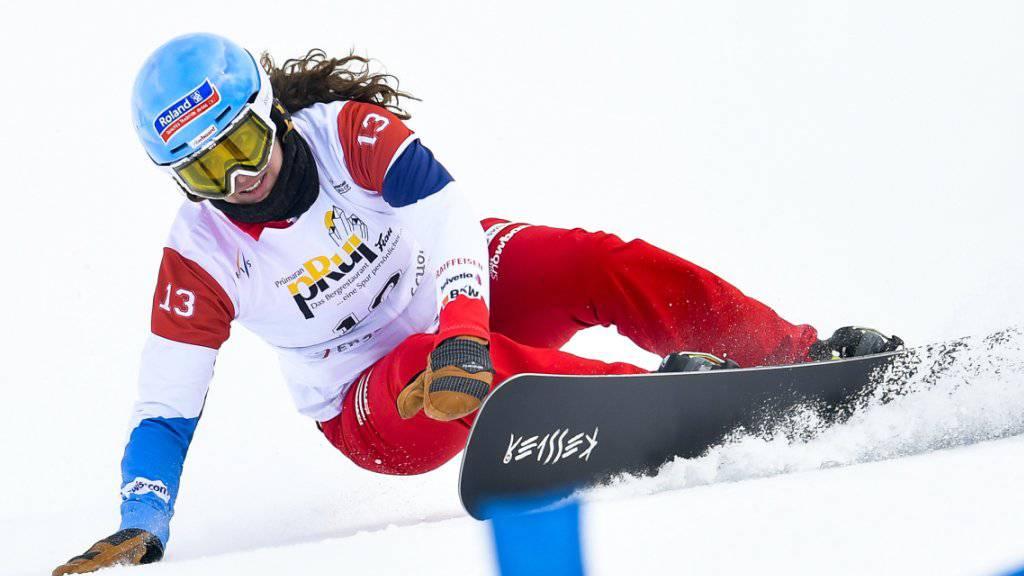 Patrizia Kummer gewinnt den Final in Winterberg mit einem Hundertstel Vorsprung