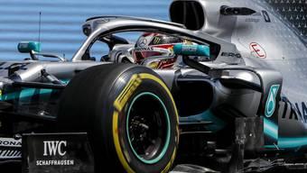 Bestzeit im ersten Training für den WM-Leader und Weltmeister: Lewis Hamilton ist auch in Spielberg der Schnellste