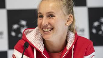 Jil Teichmann bestreitet in Prag das erfolgreichste Turnier ihrer Karriere