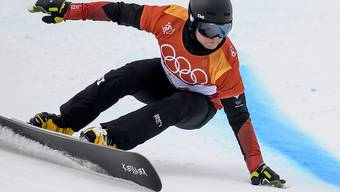 Dario Caviezel -  hier im Olympia-Wettkampf von Pyeongchang