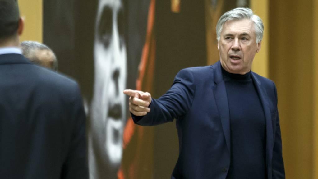 Carlo Ancelotti kehrt als Trainer von Everton in die Premier League zurück