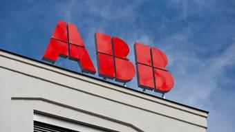 Höhere Rohstoffpreise machten dem Elektrotechnikkonzern ABB im ersten Halbjahr zu schaffen. Gaetan Bally/Keystone
