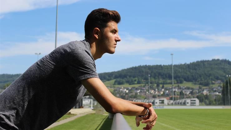 Hier begann alles: Auf dem Platz in Schlieren lernte Anto Grgic Fussball spielen, von dort wechselte er später in die Juniorenabteilung der Grasshoppers.
