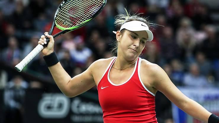 Belinda Bencic muss auch auf eine Teilnahme in Lugano verzichten