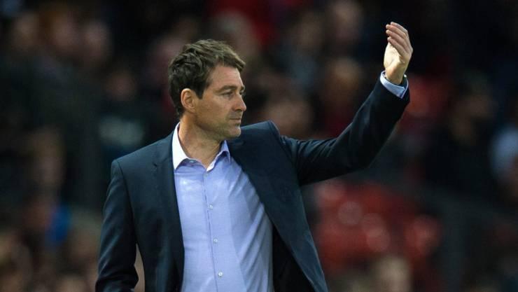 René Weiler ist nicht mehr Trainer des RSC Anderlecht.