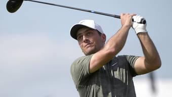 Francesco Molinari schlägt die Konkurrenz aus den grossen Golfnationen