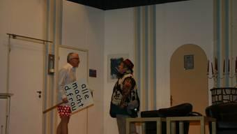 Theater Mönthal spielt «Room Service»