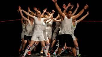Der Final des School Dance Awards haben Tänzer aus Aarau gewonnen