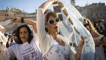 Die jüdischen Frauen kämpfen für mehr Gleichberechtigung (Archiv)