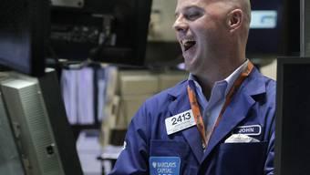 Aufatmen an der Wall Street (Archiv)