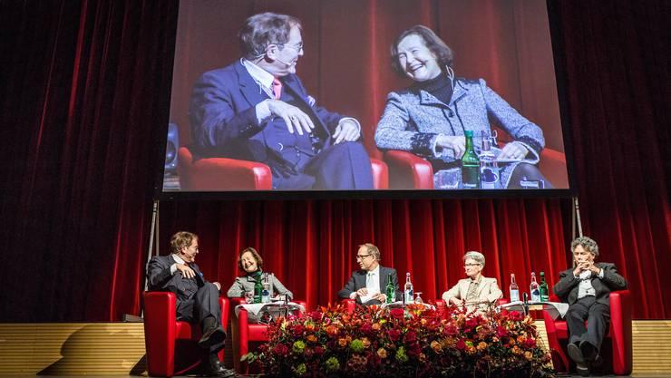 Das 15. Wirtschafts Podium in Dietikon fand am 19. November in der Stadthalle in Dietikon statt.