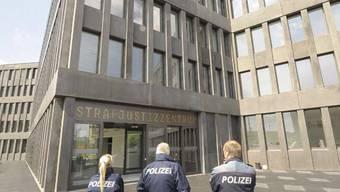 Das Strafjustizzentrum des Kantons.
