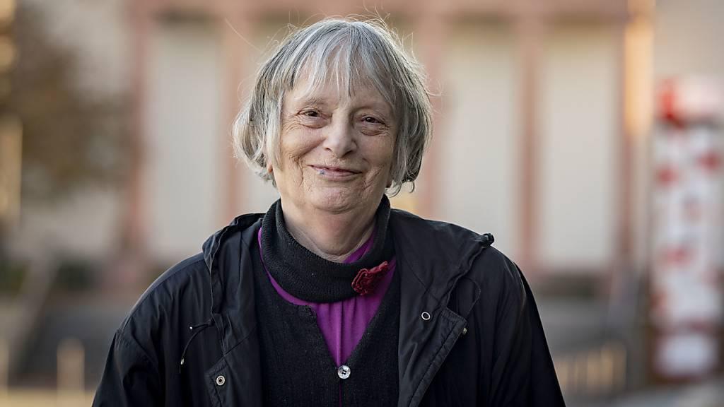 Georg-Büchner-Preis an Schriftstellerin Elke Erb verliehen