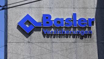Logo der Basler Versicherung (Archiv)