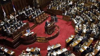 Das Parlament auferlegt sich selber ein Alkoholverbot