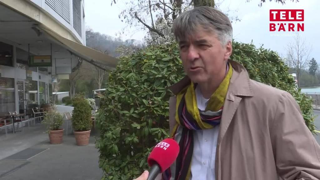 Berner Stadtpräsident würdigt von Bergen