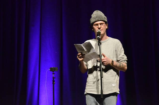 Slam-Poetry im Nordportal in Baden