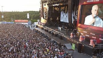 """Die Terroristen hatten ein Musikfestival im Visier. Terroralarm gabs dieses Jahr bei """"Rock am Ring"""" in Nürburg"""
