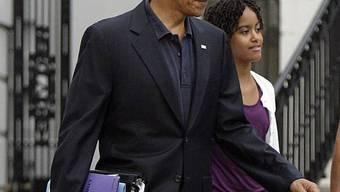 Obama kauft nicht gerne ein