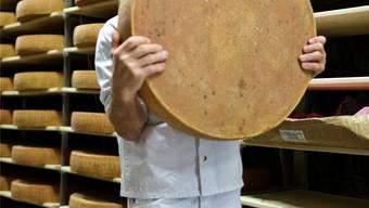 In den USA besonders beliebt: Schweizer Gruyère-Käse.Gaetan Bally/Keystone