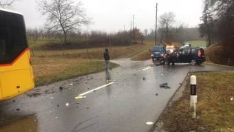 Unfall auf dem Kaistenberg vom 1. März 2019