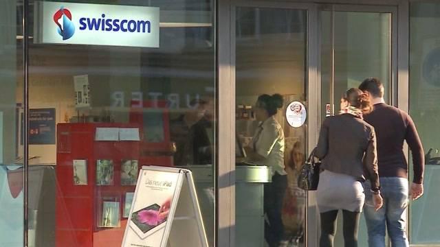 Credit Suisse / Swisscom