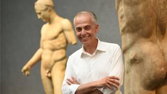 Andrea Bignasca, Direktor des Basler Antikenmuseums, würde nie Werke aus Syrien oder Libyen annehmen.