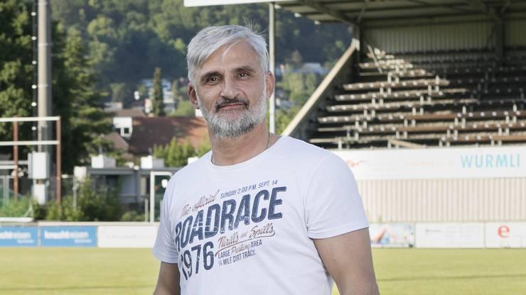 Salvatore Romano, Trainer FC Wettingen