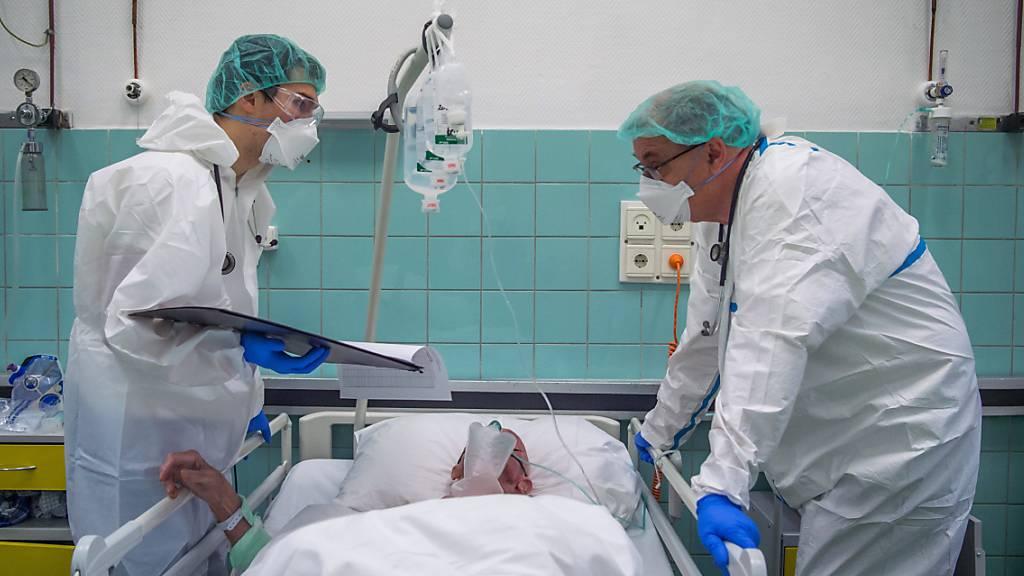 BAG: Covid-19 hat die Zahl anderer Infektionskrankheiten reduziert