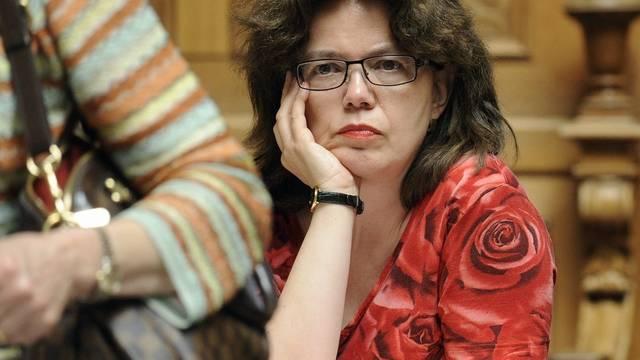 Von ihrer Partei vergrault: Anita Thanei (Archiv)