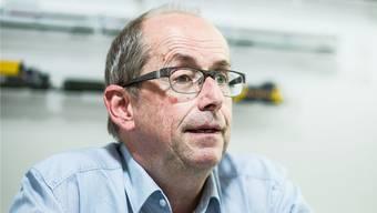 «Das Schlimmste ist der Fussgängerübergang beim McDonald's»: Aar-Direktor Mathias Grünenfelder.